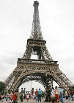 La torre Eiffel.Y su emblemática historia (educapeques.com)
