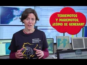 Terremotos y Maremotos, ¿cómo se generan? Cómo y dónde se producen los terremotos y maremotos.