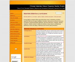 Apuntes, trabajos y material didáctico de Lengua y Literatura para ESO