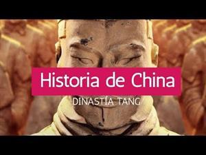 Historia de China: la dinastía Tang