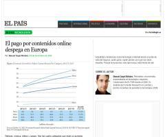El pago por contenidos online despega en Europa