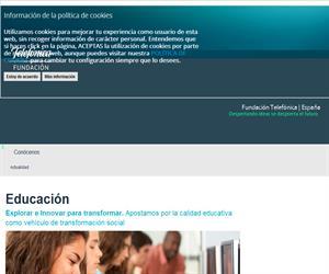 EducaRed España:  Información, recursos y actividades para Institutos, profesores, alumnos y padres de alumnos