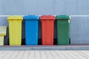 Como separar y evitar la basura. Experimento de Medio Ambiente para niños de 4 a 7 años