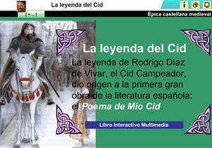 La leyenda del Cid. Épica castellana medieval