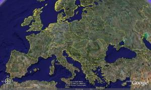 Crucigrama de regiones históricas europeas