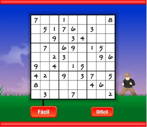 Sudoku para niños (cokitos.com)