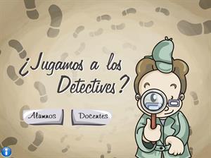 ¿Jugamos a los detectives? Asociación auditiva