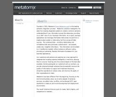 Metatomix