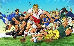 La Historia del Rugby