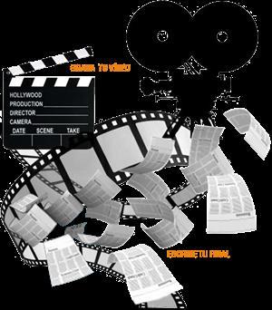Cine y escritura: concurso para desarrollar la creatividad