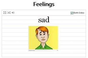 Feelings vocabulary (quizlet)