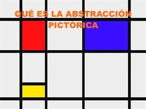 Abstracción pictórica. Artecreha