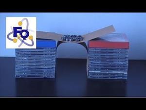 Experimento de Tecnología (Secundaria): Estructuras resistentes con una humilde cartulina