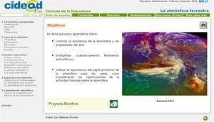 La atmósfera terrestre (cidead)