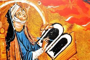 Hildegarda de Bingen, la sibila del Rin