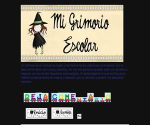 Mi Grimorio Escolar (Blog Educativo de Educación Infantil)