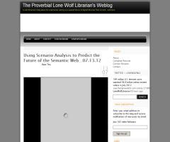 Using Scenario Analysis to Predict the Future of the Semantic Web