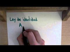 17 Teoria de Conjuntos || Ley de Identidad