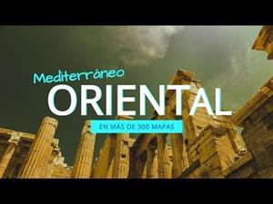 Del Antiguo Egipto al Imperio Romano: el Mediterráneo Oriental hasta el siglo I