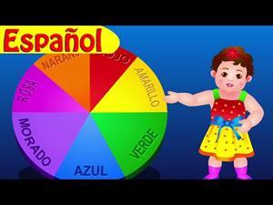 La canción de los colores (ChuChuTV Español)