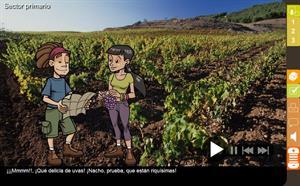 El sector primario en la Comunidad: agricultura y ganadería