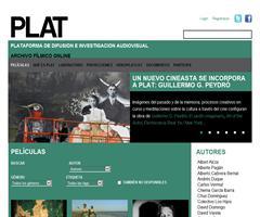Plataforma de difusión e investigación audiovisual