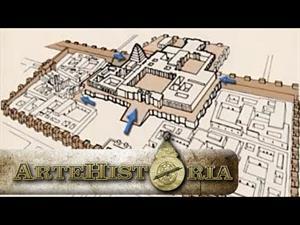 Palacio de Jorsabad (Artehistoria)