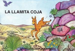 La llamita coja (International Children's Digital Library)