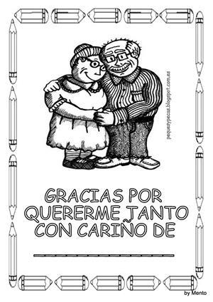 Postales para los abuelos