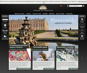 Visita el Palacio de Versalles online