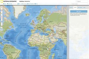 Mapas interactivos para ciencias sociales