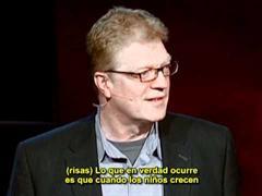 Ken Robinson y la Creatividad