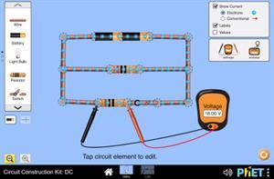 Kit creazione circuiti: corrente continua