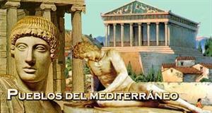 Etapas históricas. Pueblos del Mediterráneo