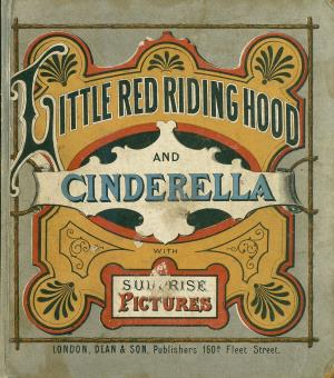 Little Red Riding Hood and Cinderella with suprise pictures (International Children's Digital Library)