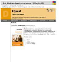 LQuest - interactive space