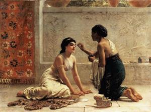 Secretos de belleza en la Antigua Roma (De reyes, dioses y héroes)