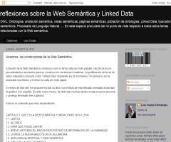 Libro de Luis Criado, 'Nosotros, los constructores de la Web Semántica'