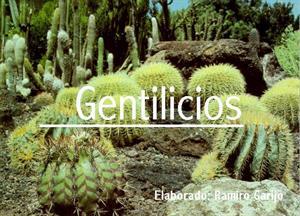 Gentilicios