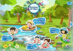 Pasatiempos del agua (CEIP Reyes Católicos)
