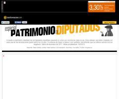 Visualización del patrimonio de los diputados españoles (lainformacion.com)