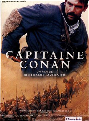 Capitán Conan, el horror y la locura de la guerra