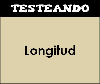Longitud. 4º Primaria - Matemáticas (Testeando)