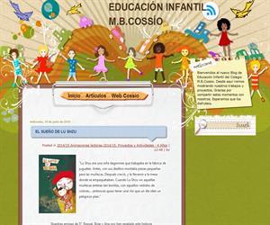 Educación Infantil MB Cossío (Blog Educativo de Educación Infantil)