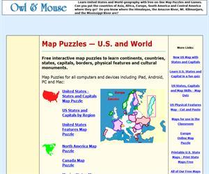 Aprende geografía mundial