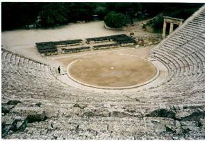 El teatro Clásico. Edipo Rey de Sófocles
