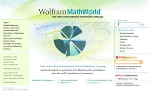 Mathworld. Matemáticas interactivas