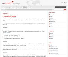 Safe Creativ: servicios sobre propiedad intelectual con tecnología semántica