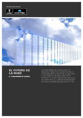 El futuro de la nube (por ReadWriteWeb España en La Catedral Innova)