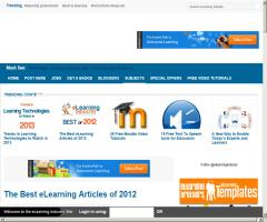 The Best eLearning Articles of 2012 | eLearning Industry